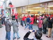 2014年 富山県からAppleの福袋を並んでコストコよってこよう計画(廃案)