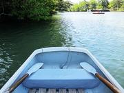 太閤山ランドのボート無料にひとりで行ってきました
