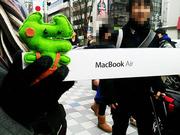 [番外編] 雑貨男子の「appleの福袋を買いに名古屋に行ってきました」(3日目)