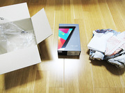 Nexus7(OUTLET)とBICSIMを買いました