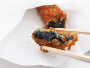 「日本一の味」高岡ブラックコロッケを食べました