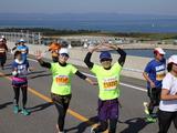 富山マラソン2016 おつかれさまでしたー